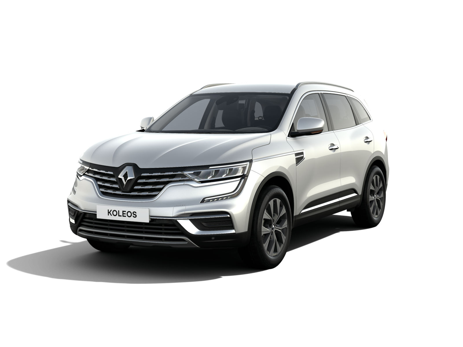 Renault KOLEOS – Diamond-White