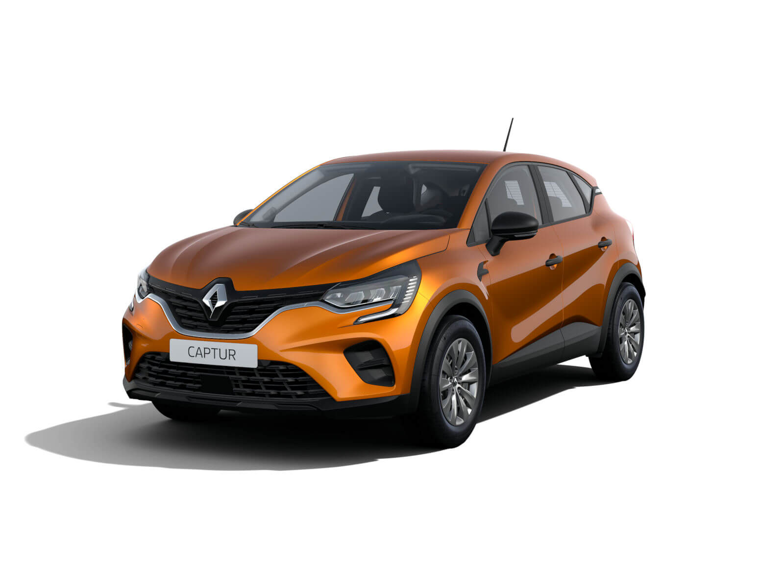 Renault CAPTUR (NEU) – Sahara-Orange